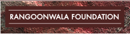 The Rangoonwala Foundation Logo