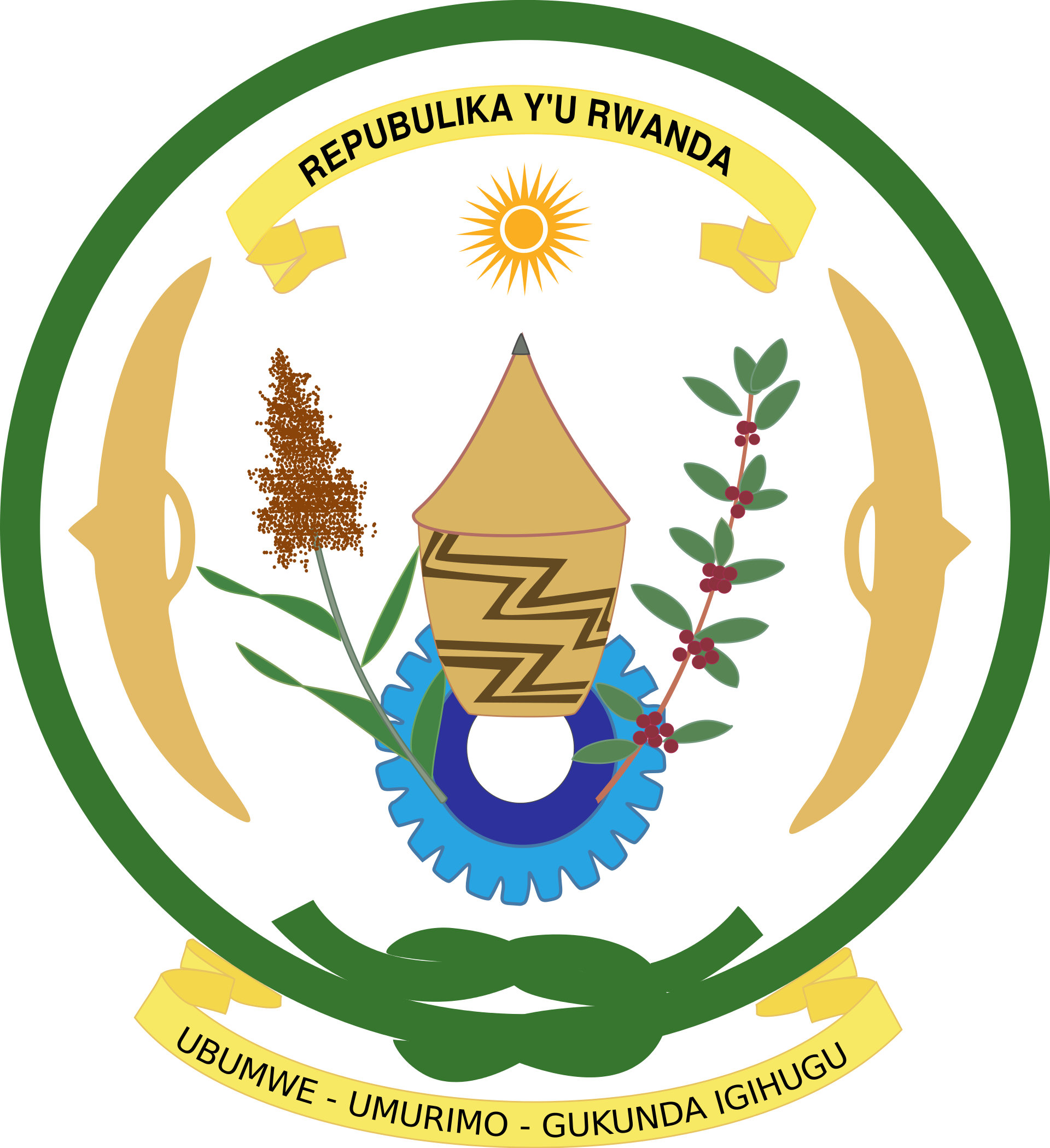 Ministry of Youth and ICT Logo