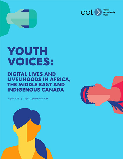 Youth Voices: Digital Lives and Livelihoods
