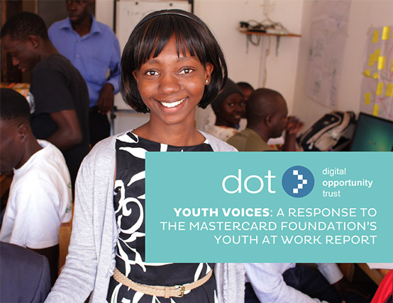 Youth Voices: A Response to The MasterCard Foundation's Youth at Work Report