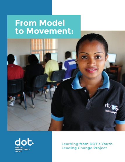 From Model to Movement: Learning from DOT's Youth Leading Change Project