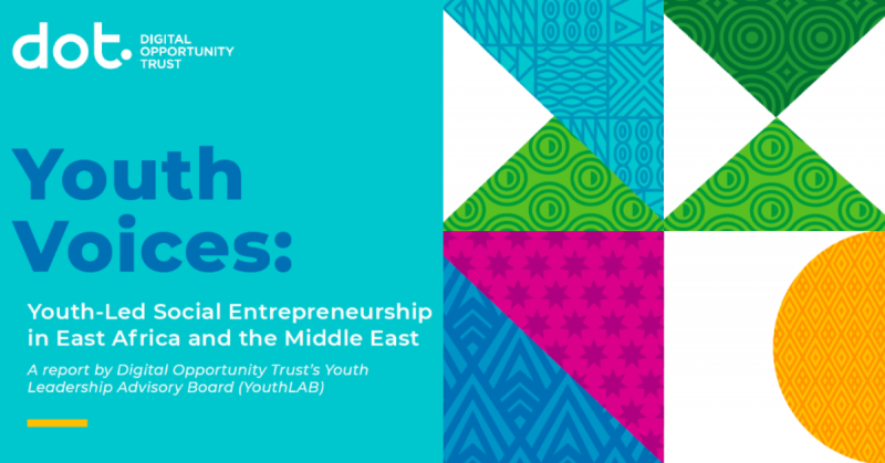 Youth Voices: Youth-Led Social Entrepreneurship in East