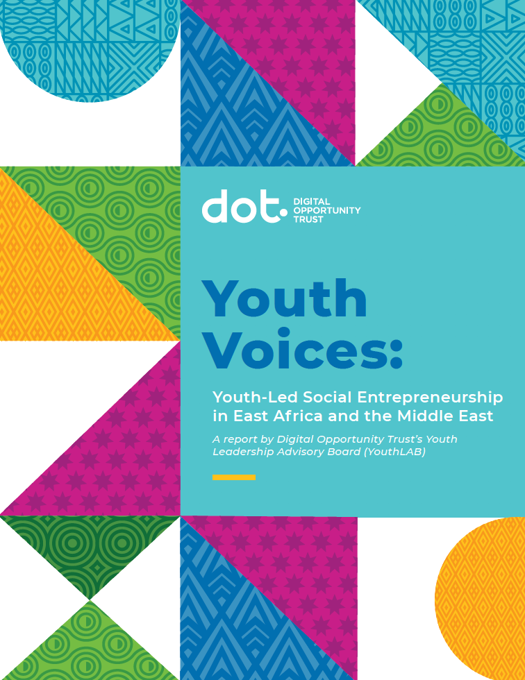 Youth Voices: Youth-Led Social Entrepreneurship in East Africa and the Middle East