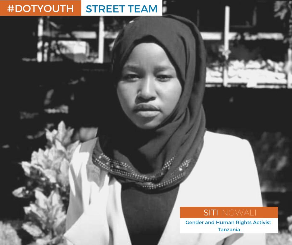Photo of DOT Youth Siti