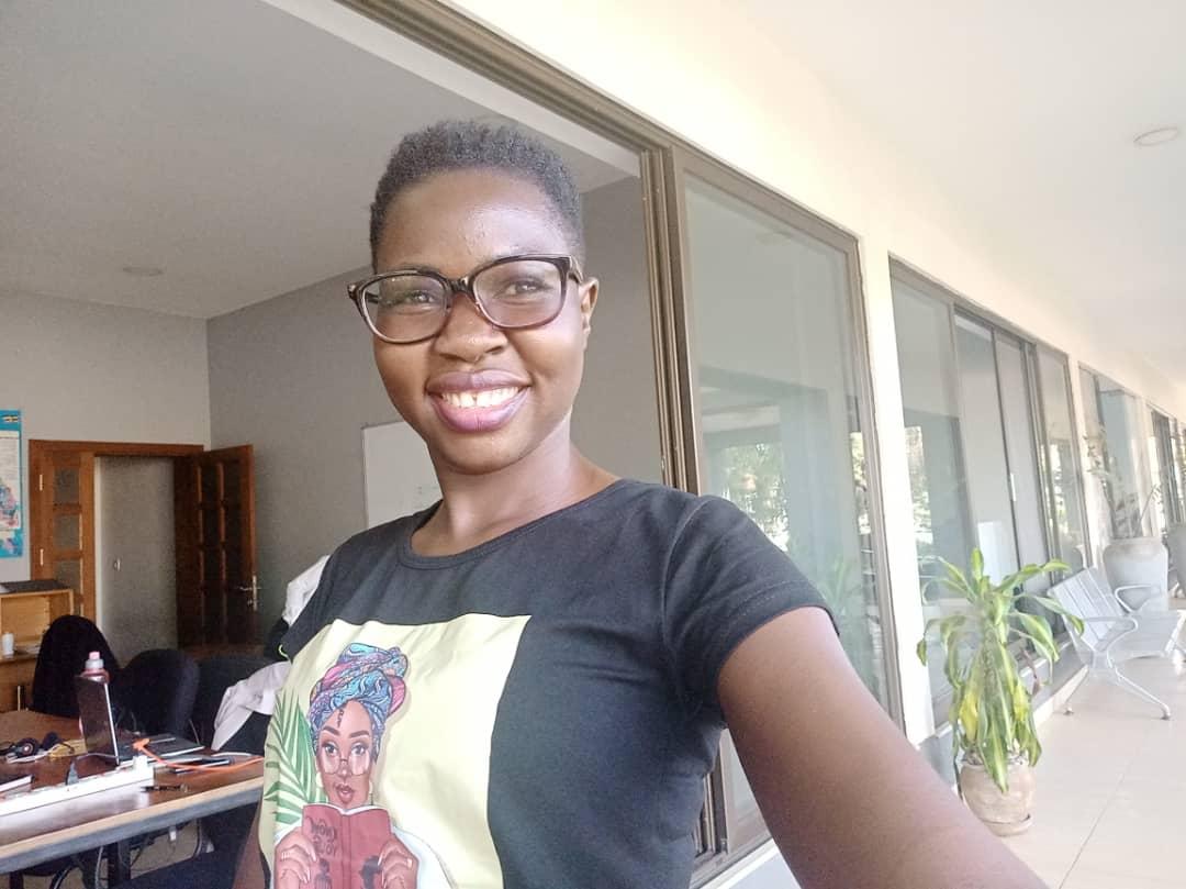 #DOTYouth Caroline Kyimiza