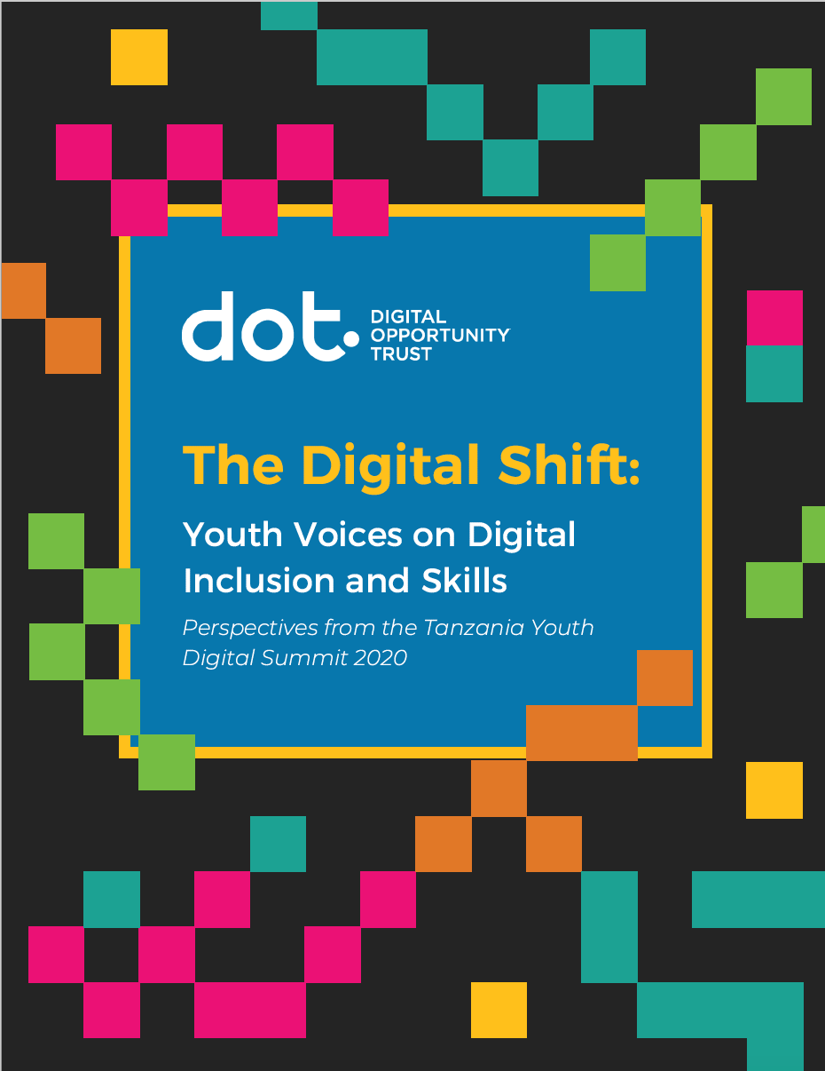 The Digital Shift: Youth Voices on Digital Inclusion and Skills