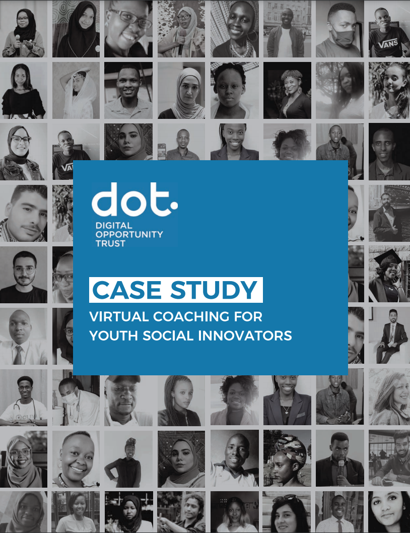 Case Study: Virtual Coaching for Youth Social Innovators